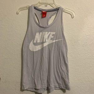 Gently used Nike NSW tank top